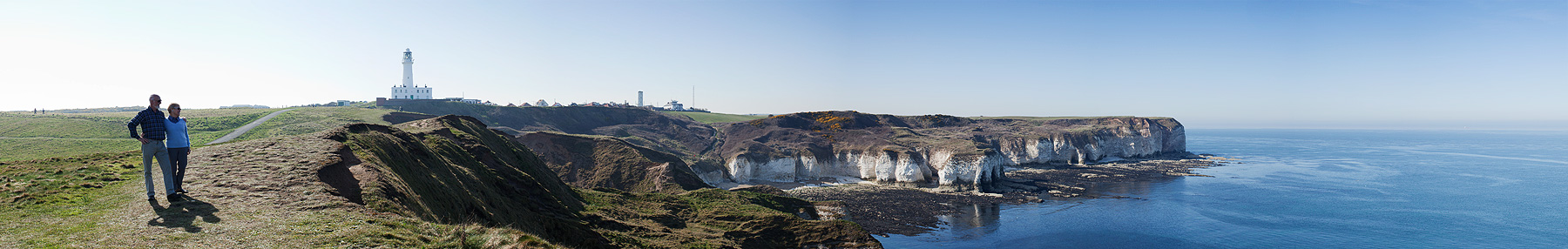 East Yorkshire coastline