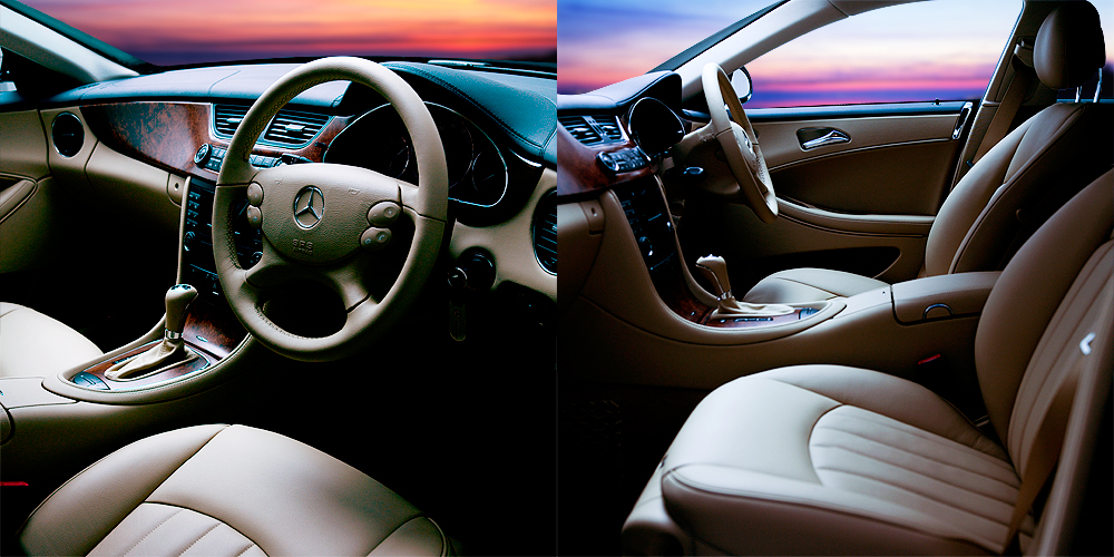 Mercedes Benze 350 CLS