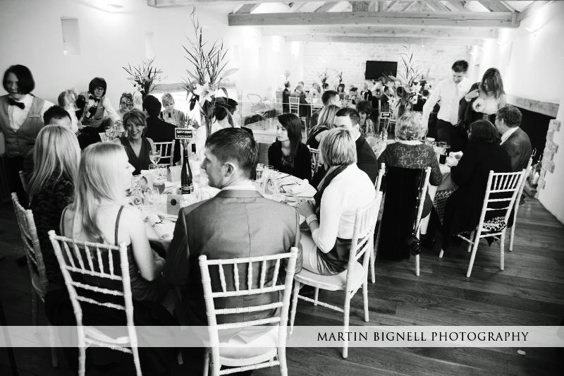 Priory Barn Wedding Venue
